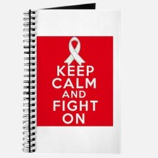 Lung Cancer Keep Calm Fight On Journal