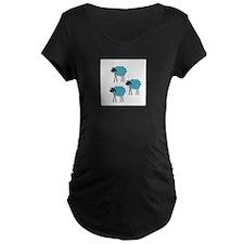 Sheep Fight Club T-Shirt