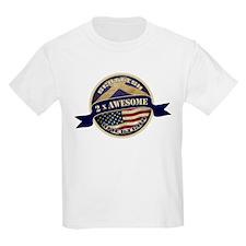 Scottish American 2x Awesome T-Shirt