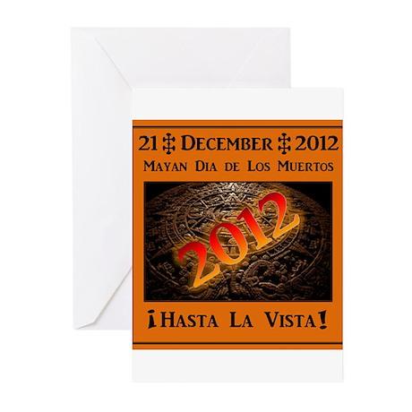 2012 Hasta La Vista Greeting Cards (Pk of 20)