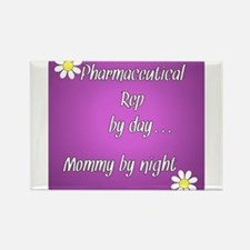 Pharmaceutical Rep by day Mommy by night Rectangle