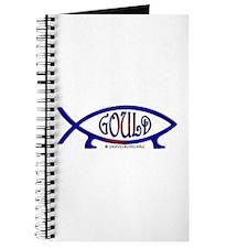 Gould Fish! Not Darwin Fish. Journal