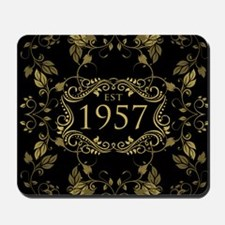 Established 1957 Mousepad