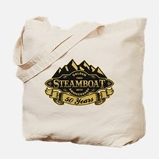 Steamboat 50th Anniversary Tote Bag