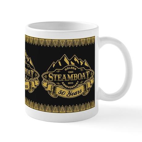 Steamboat 50th Anniversary Mug