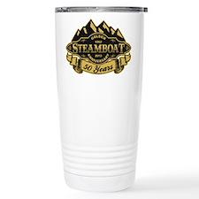 Steamboat 50th Anniversary Travel Mug