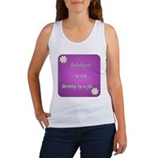 radiologist by day Mommy by night Women's Tank Top
