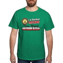 """""""I'd Rather Secede"""" T-Shirt"""