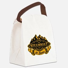 Steamboat 50th Anniversary Canvas Lunch Bag