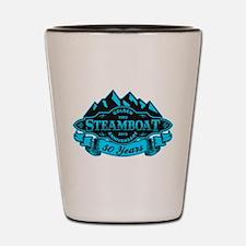 Steamboat 50th Anniversary Shot Glass