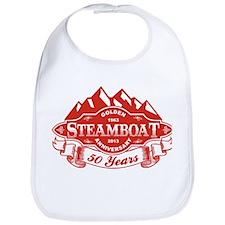 Steamboat 50th Anniversary Bib