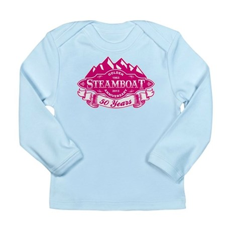 Steamboat 50th Anniversary Long Sleeve Infant T-Sh