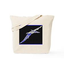 FRACTAL PTERODACTYLS - XENO GIRAFFE Tote Bag
