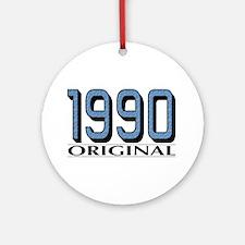 1990 Original Ornament (Round)