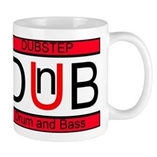 Dubstep Drum and Bass Mug
