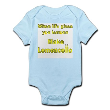 Lemoncello Body Suit