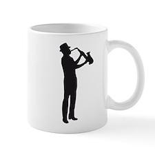 saxophon player Mug