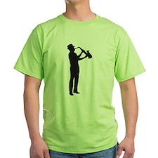 saxophon player T-Shirt