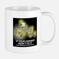Hammer Mechanic Mug