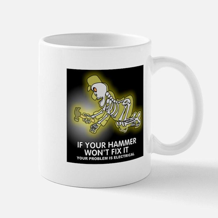 Hammer Mechanic Mug