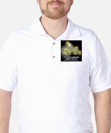 Hammer Mechanic Golf Shirt