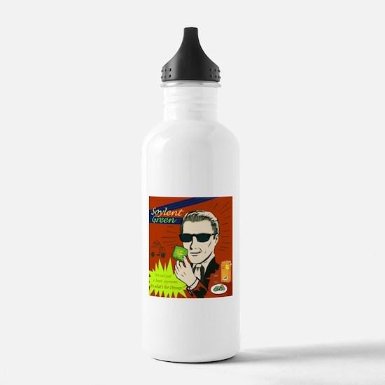 Soylent Green Water Bottle