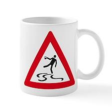 attention drunk Mug
