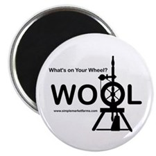 Wool - Magnet