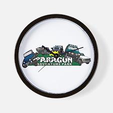 Paragon Adventure Park Wall Clock