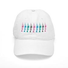 Trumpet Pastel Music Cap