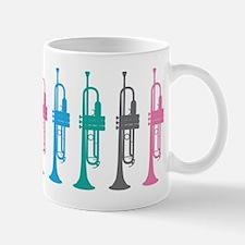 Trumpet Pastel Music Mug
