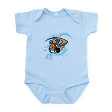 Ice Hockey. Infant Bodysuit