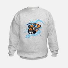 Ice Hockey. Sweatshirt