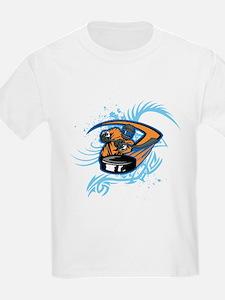 Ice Hockey. T-Shirt