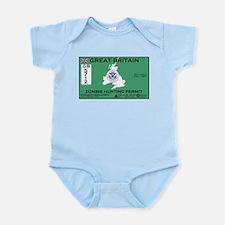 Great Britain/UK Zombit Hunting Permit Infant Body