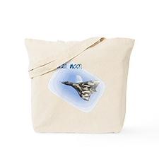 Vulcan Moon Tote Bag