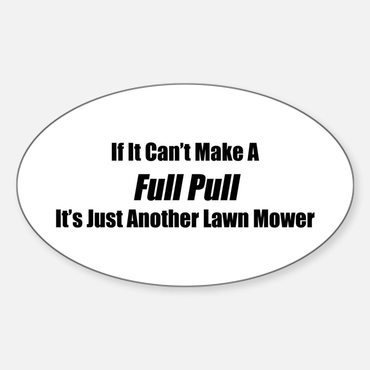 Garden Tractor Pulling Sticker : Funny tractor pull stickers sticker