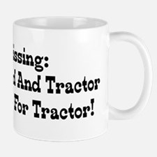 Missing Girlfriend And Tractor Reward For Tractor