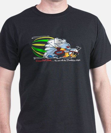 Scat Pack - Cars with Bumble Bee Stripes T-Shirt