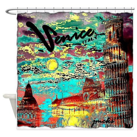 leaning tower pisa venice awesome pencil effect Sh