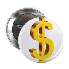 "Dollars 2.25"" Button"