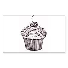 cupcake Decal