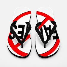 Anti / No Falsies Flip Flops