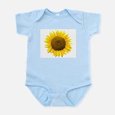 Sunflower Infant Bodysuit