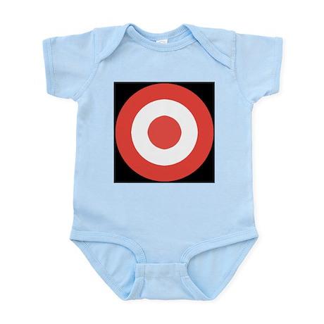Bullseye Infant Bodysuit