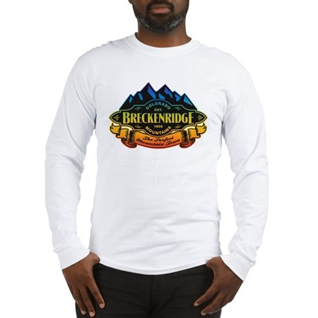 Breckenridge Mountain Emblem Long Sleeve T-Shirt