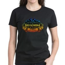 Breckenridge Mountain Emblem Tee