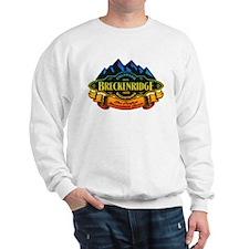Breckenridge Mountain Emblem Sweatshirt