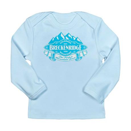 Breckenridge Mountain Emblem Long Sleeve Infant T-