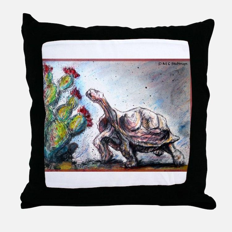 Throw Pillows With Wildlife : Tortoise Pillows, Tortoise Throw Pillows & Decorative Couch Pillows